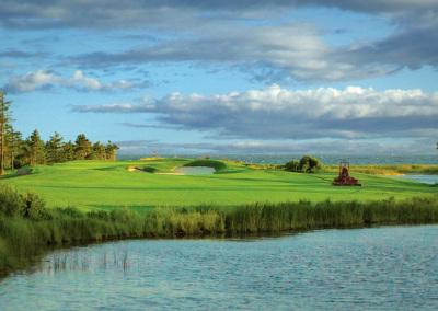Toro golftereinmaaier